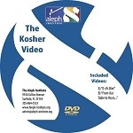 The Kosher Video G-D's Diet & Empire Poultry Journey Of A Kosher Chicken (DVD)