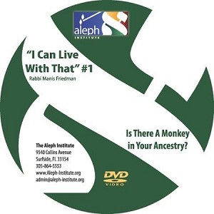 I Can Live With That DVD #1